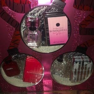Victoria's Secret bombshell minis Travel size